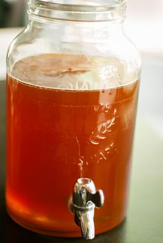 Continuous Brew For Continuous Kombucha