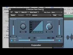 Logic Pro Tutorial - Expander