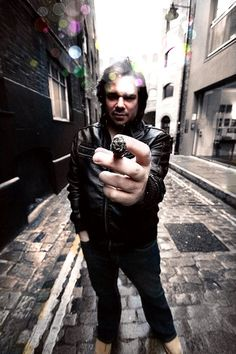Matt Berry - Comedian and all round funny dick.