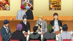 kuroko no basket official arts I Love Anime, Anime Guys, Anime Films, Anime Characters, Desenhos Love, Susanoo Naruto, Kiseki No Sedai, Netflix Anime, Akakuro