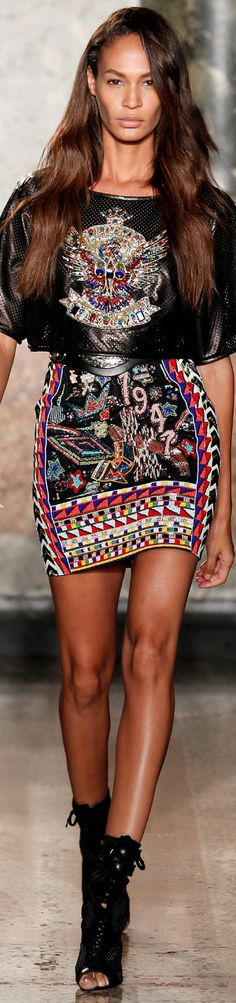 MILAN FASHION WEEK.....EMILIO PUCCI Spring 2014 Ready-To-Wear