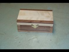 I recently made a few wooden boxes to give out as Christmas gifts. Hope you enjoy the video and are able to learn something new. Build article: https://jaysc...