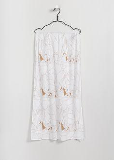 kowtow - 100% certified fair trade organic cotton clothing - Kintsugi Scarf