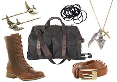 Accessorise for...The Hunger Games with Katniss Everdeen