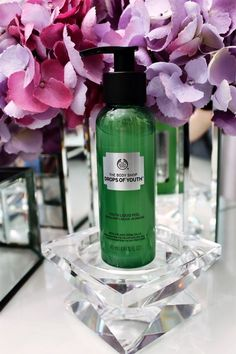 The Body Shop Drops of Youth Liquid Peel - Best Exfoliant Ever!