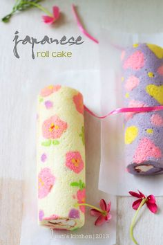 HESTI'S KITCHEN : yummy for your tummy: KBB #32 : Rolls Nice - Japanese Roll Cake