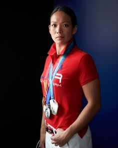 Did you know: RL ambassador Julie Chu is the first ever Asian-American woman to play for Team USA in the sport of hockey