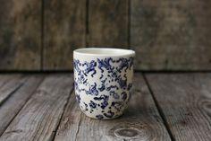 Petit café coffee mug