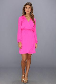 Pink Gender Reveal Party Dress-Lilly Pulitzer on Zappos