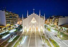 Iglesia del Sagrado Corazón de Jesús. Conocida por los torrevejenses como La Ermita.