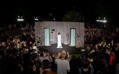 Henrik Vibskov show, far beyond the Fashion show!!!