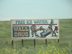 Wall Drug, South Dakota - lots of laughs!