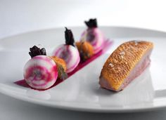 A Guide To The Best Michelin Star Restaurants In Mayfair. #London #Delicious