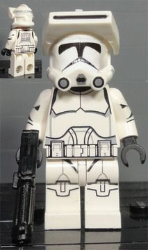 Clone Army Customs | P2 Plain Trooper