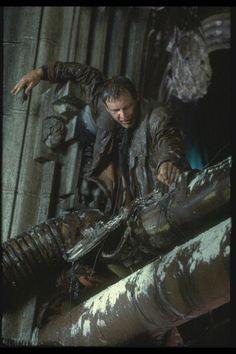 Blade Runner - Deckard escape