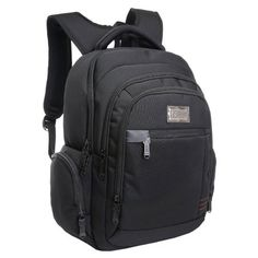 CrossLandy Laptop Backpacks For College Men Bookbag Up To 156 Inch Water Resistant
