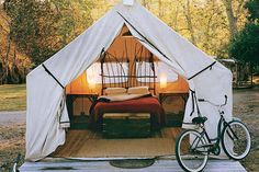 Tent Cabins Home away form Home
