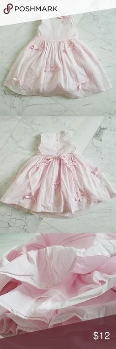 Heirloom quality Polly Flinders dress Pink cotton Polly Flinders drwss with bows galore, layers and layers of crinoline amd petticoats, gorgeous. Polly Flinders Dresses