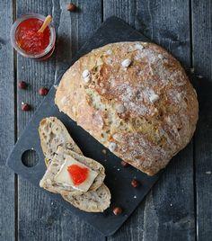Bread Recipes, Nom Nom, Dairy, Lunch, Cheese, Baking, Scones, Foods, Norway