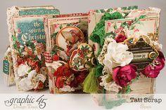 A Christmas Carol- Tati Scrap-Graphic 45-Albums