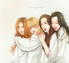 Image result for BLACKPINK fanart