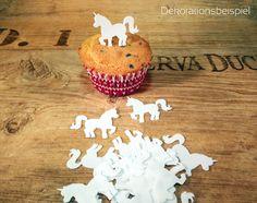 Für alle Einhorn-Fans und Pferdeliebhaber! Diese bezaubernden Figuren aus Esspapier können Torten, Kuchen oder Desserts verzieren... sie sind geschmacksneutral und können deshalb auch auf...
