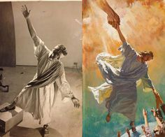 Gurney Journey: Harry Anderson's Photo Reference