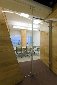 Innovative Yandex Office Design by Za Bor Architects Home Design Photos Yandex Office Design by Za Bor Architects Yandex, Visual Merchandising, Modern Patio Doors, Web Company, Glass Office, Modern Office Design, Modern Offices, Cool Office, Office Ideas