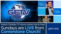 Watch us anytime, any place! GETV.ORG