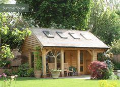 Cheshire Oak Structures summerhouse2.jpg 621×452 pixels