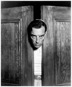 By George Hurrell – Buster Keaton 1931