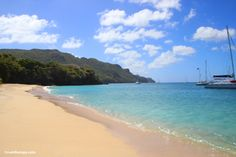 Princess Margaret Beach, Bequia....best shelling beach in the Grenadines.........