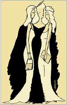 Vogue Illusion Cognitive figure-ground optical illusion ( Do you see two… Types Of Optical Illusions, Optical Illusion Images, Illusion Art, Magic Art, Visual Effects, Creative Art, Aurora Sleeping Beauty, Gallery, Artwork