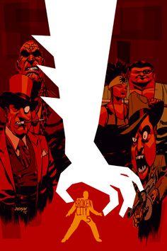 Batman Broken City 624 Cover by Devilpig.deviantart.com on @deviantART