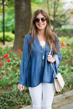 Check out our Chic of the Week: Kelsey