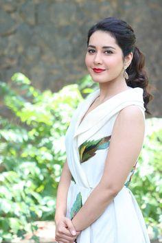 Rashi Khanna Photos In White Dress From Tamil Movie Imaikkaa Nodigal - Rashi Khanna Most Beautiful Bollywood Actress, Beautiful Actresses, Beautiful Girl Indian, Beautiful Girl Image, Beautiful Images, Beautiful Women, South Actress, South Indian Actress, Beauty Full Girl