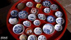 file308 「てのひらで愛(め)でる豆皿」 NHK 鑑賞マニュアル 美の壺