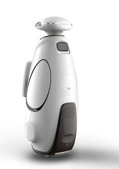 robot Technology Gifts, Technology Hacks, Smart Home Technology, Robot Cute, Smart Robot, Industrial Design Furniture, Industrial Design Sketch, Id Design, Robot Design