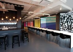 Multi-Themed Design For Canadian Office Space