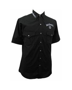 The Best Promo Uniforms for 2016 Jack Daniels Shirt, Team Wear, Custom Clothes, Chef Jackets, Men Casual, Good Things, Brand New, Mens Tops, How To Wear