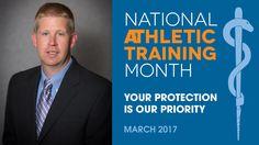 Athletic Training Month Spotlight: Steve Hillmer