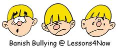 FREE Anti-Bullying Lesson Plans~  Great, four-day lesson plan to help cut down on bullying and behavior issues. Check it out!