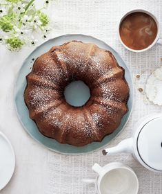Planning way in advance? This cinnamon-filled cake can be frozen for up to 1 month ahead. Get the recipe for Brown Sugar Pecan Coffee Cake.