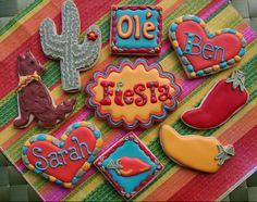 Southwestern Cookies (The Cookie Artisan)
