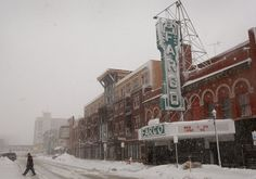 #4, Fargo, North Dakota (4th coldest city in US)