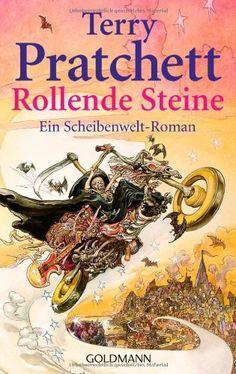 Rollende Steine: Ein Scheibenwelt-Roman
