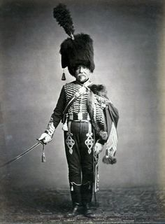 Photographies originales des Vétérans de Napoléon.1858. Original Photographs of Napoleon's Vétérans.1858.