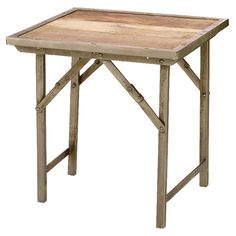 "<i>Campaign side table by Jamie Young Company. Mango Wood Top.</i><br><br><b><center>Click for Enlarged View</center></b><a href=""http://www.shopcandelabra.com/as-seen-in/CountryLiving-P32-Sept13.jpg"" target=""_blank""><img src=""http://www.shopcandelabra.com/as-seen-in/CountryLiving-P32-Sept13.jpg"" width=""325"" height=""222"" alt=""Jamie Young Co. Campaign Side Table""></a><br>"
