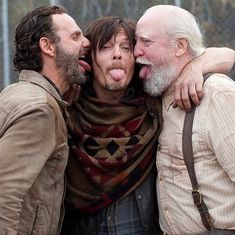 The Walking Dead ( The Walking Ded, Just Keep Walking, Walking Dead Memes, Walking Dead Cast, Daryl Dixon, Daryl Twd, Daryl And Rick, Scott Wilson, Carl Grimes