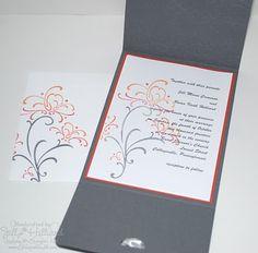 Jill's Card Creations: Stampin Up Wedding Sweet